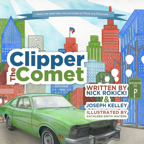 Clipper the Comet